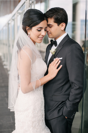 Modern Vancouver Wedding Melissa Gidney