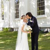 New York Backyard Wedding