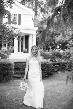 New York Country Backyard Wedding 14