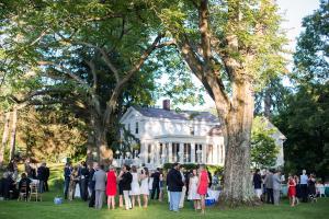 New York Country Backyard Wedding 47