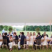 New York Country Backyard Wedding 48