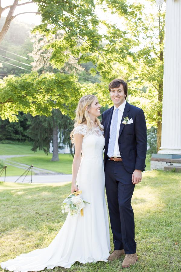 New York Country Backyard Wedding 8