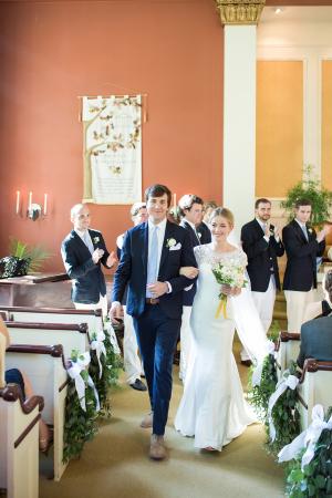 New York Country Chapel Wedding 2
