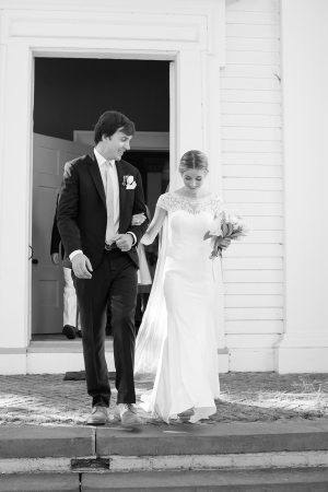 New York Country Chapel Wedding 3