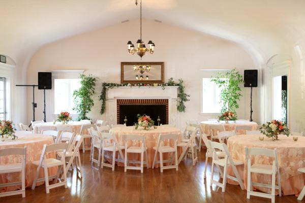 Reception at Memorial House