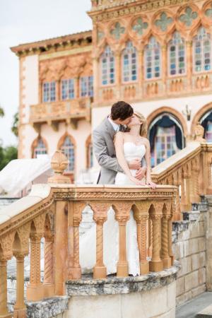 Ringling Mansion Wedding 12