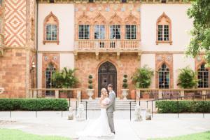 Ringling Mansion Wedding 9