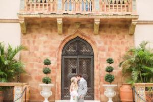 Ringling Mansion Wedding NK Productions
