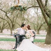 Romantic Feminine Garden Wedding Ideas 6