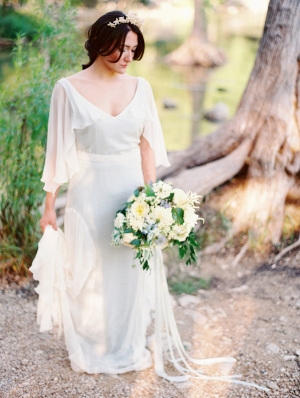 Romantic Rustic Wedding Inspiration 20