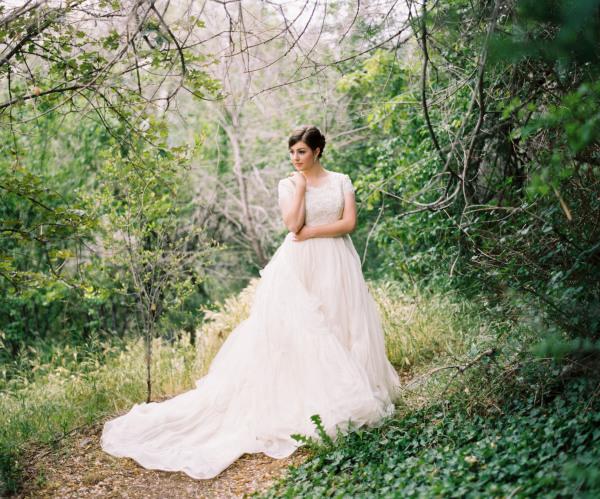 Salt Lake City Garden Wedding