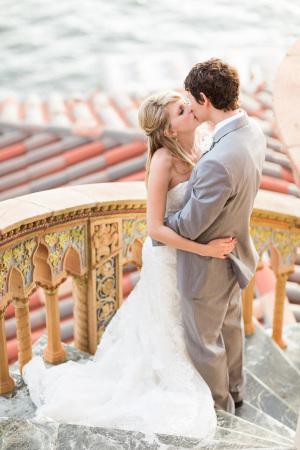 Sarasota Ringling Mansion Wedding
