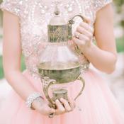Sparkly Pink Dress
