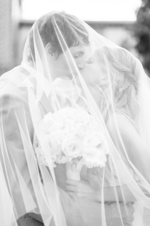 Wedding Portraits by Hunter Ryan Photography