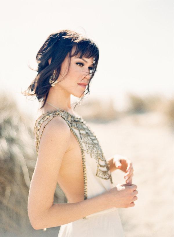 Amanda Wakeley Gown