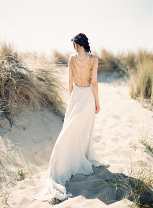 Amanda Wakeley Gown