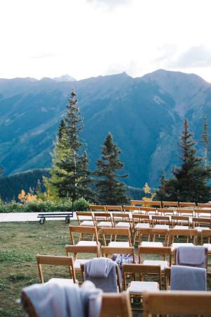 Aspen Outdoor Wedding