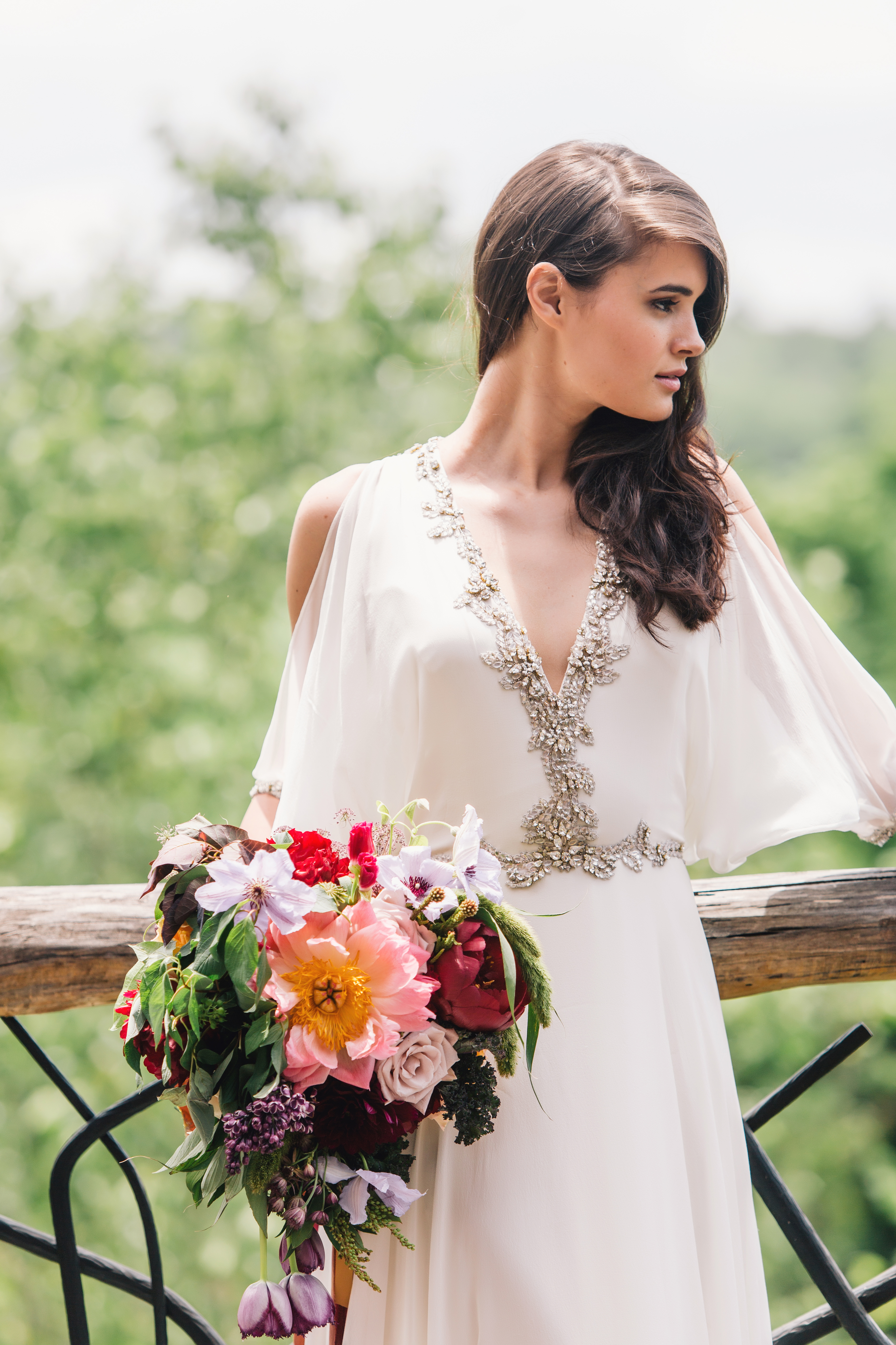 Natural Earthy Wedding Inspiration
