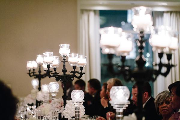 Candlelight Centerpiece