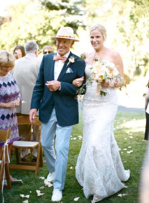 Classic Preppy Wedding