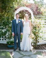 Classic Summer Garden Wedding 10