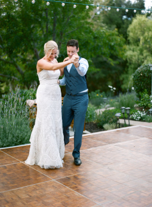 Classic Summer Garden Wedding 22