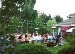 Classic Summer Garden Wedding 25
