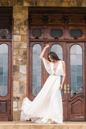 Earthy Natural Wedding Inspiration
