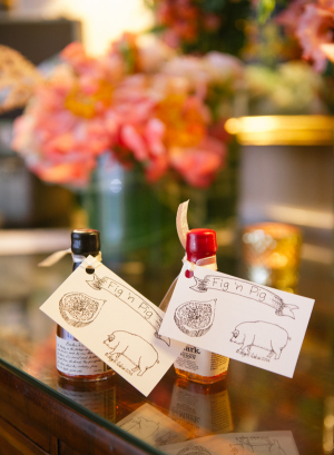Fig and Pig Favors