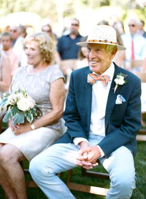 Garden Preppy Wedding