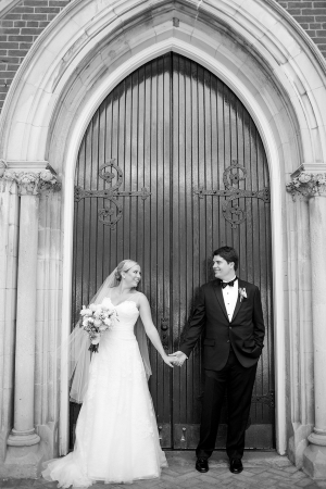 Georgetown University Chapel Wedding 3