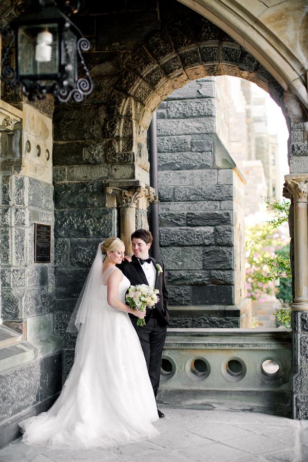 Georgetown University Chapel Wedding 5