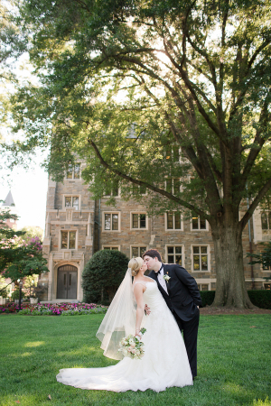 Georgetown University Chapel Wedding 9