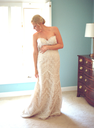 Lace Marisa Gown