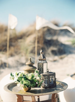 Middle Eastern Inspired Wedding Details