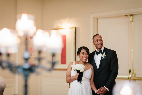 Modern Chicago Wedding at the Peninsula