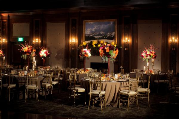 Park City Lodge Wedding
