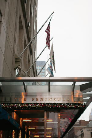 Peninsula Hotel Chicago