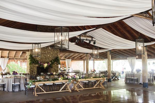 Rustic Fall Elegant Wedding