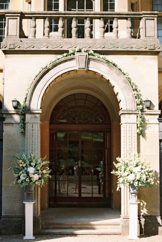 Wedding Arch in Building Doorway - Elizabeth Anne Designs: The ...