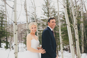 Aspen Winter Wedding 1