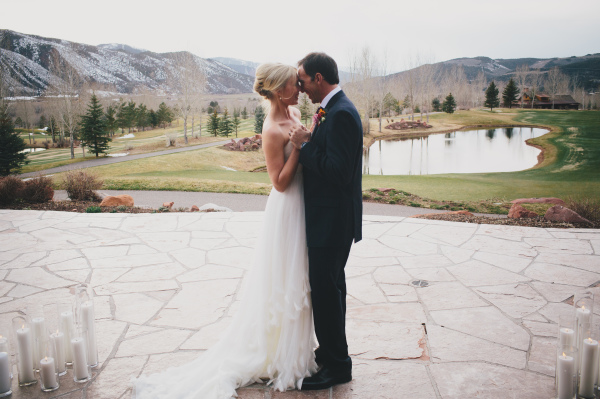 Aspen Winter Wedding