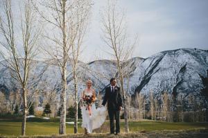 Aspen Winter Wedding 14