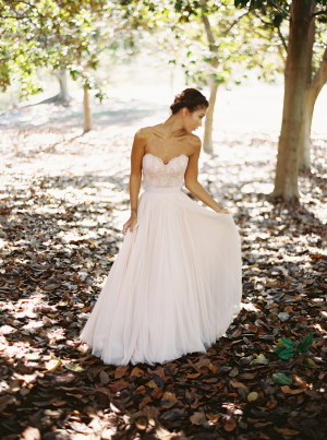Blush Watters Gown