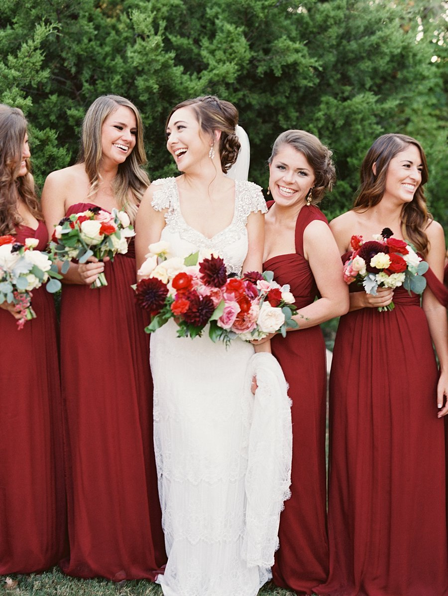 Classic burgundy blush fall wedding elizabeth anne designs classic burgundy blush fall wedding elizabeth anne designs the wedding blog ombrellifo Gallery