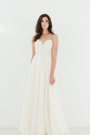 Carmine Gown