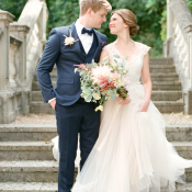 English Garden Wedding Inspiration 1