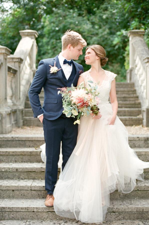 English Garden Wedding Inspiration 1