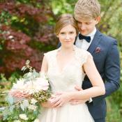 English Garden Wedding Inspiration 2