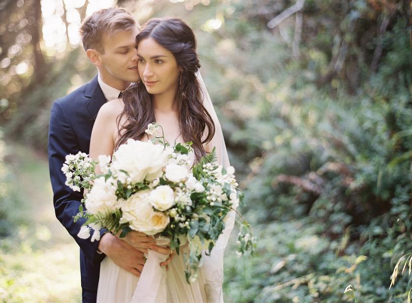 Ethereal Natural Wedding Inspiration 7